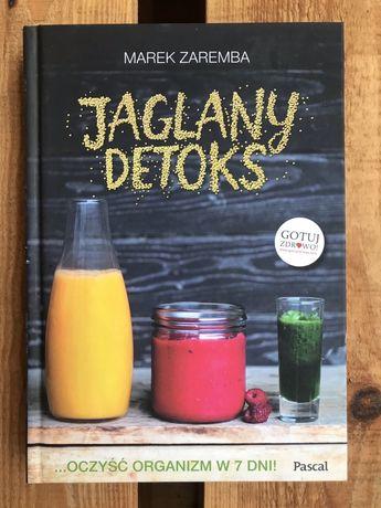 """Nowa książka """"Jaglany detoks. Oczyść organizm w 7 dni!"""""""