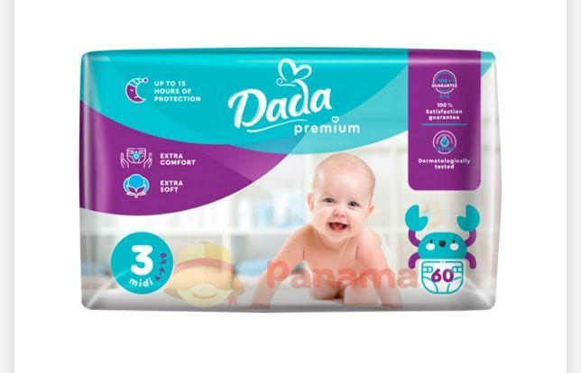 Підгузники Dada 3