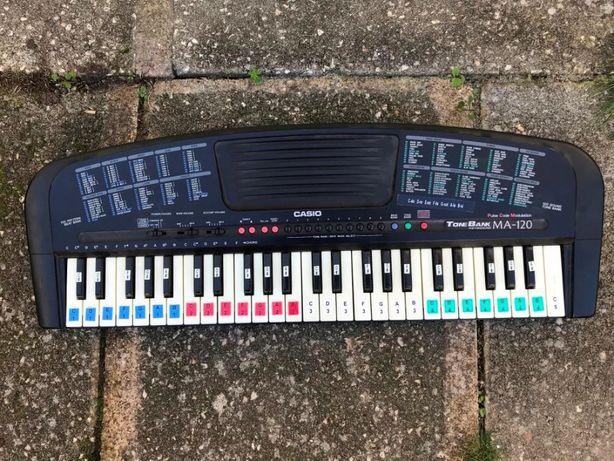 Teclado Casio Tone Bank Keyboard MA-120
