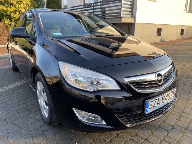 Opel Astra J IV 1.6 Benzyna 116KM 2010r LPG 2letni *OC*PRZEGLAD*