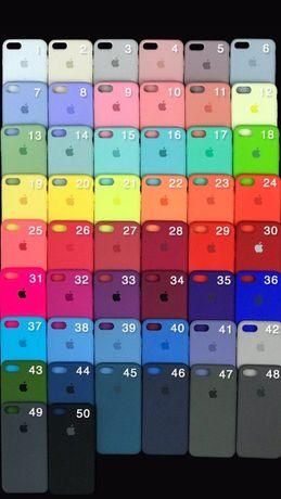 Чехол Silicon Case на iPhone 6/7/8/X/Xs/XR/Xs Max/11/11pro/11Pro Max