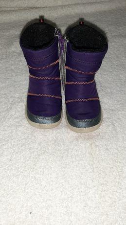 Ботинки Ессо 22размер