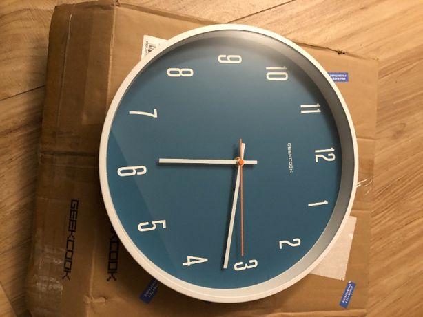 Zegar Skandynawski Nordic Design Clock Wall Home