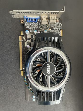 Radeon HD5770 1GB DDR5 karta graficzna MSI