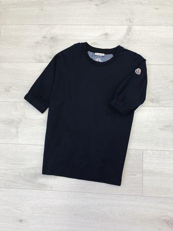 футболка Moncler оригінал котон шовк Dior Chanel YSL
