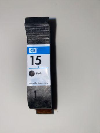 Nowy tusz HP 15 Czarny