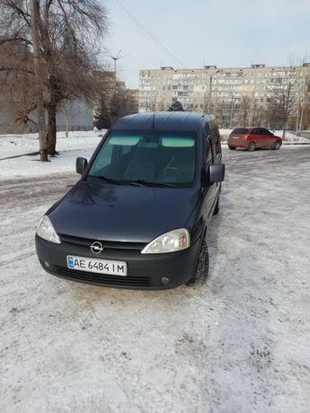 Опель Комбо на Газу Opel Combo