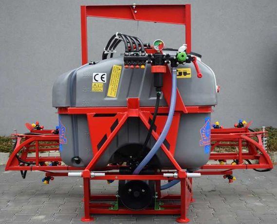 Opryskiwacz 300 litrów CYKLON szary lanca 10m NOWY