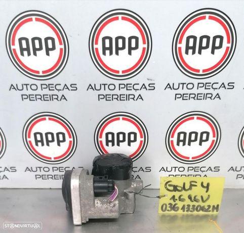 Borboleta de admissão VW Golf 1.6 referência 03G133062M.