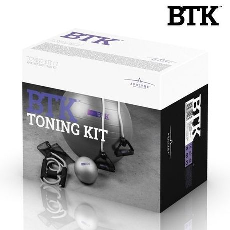 KIT de tonificação muscular BTK