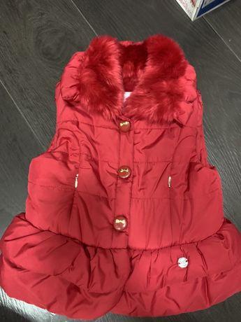 Жилет куртка mayoral Zara chicco Испания