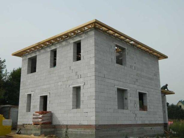 Строительство домов под заказ, 200$ м2 работа и материал.