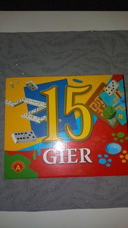 Gra planszowa 15 gier