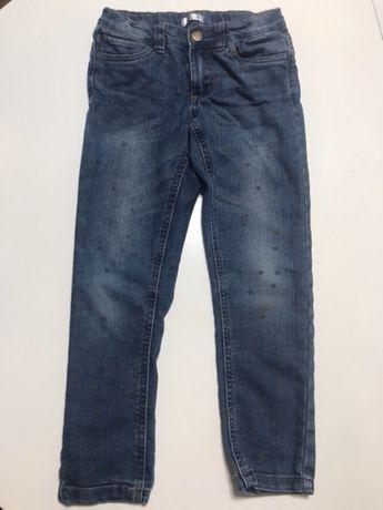 Spodnie r.122