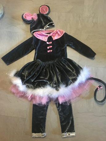 Карнавальный костюм карнавальное платье мышка