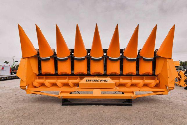 Przystawka do kukurydzy  John greaves ZhK- 65  Heder 6 rzędów