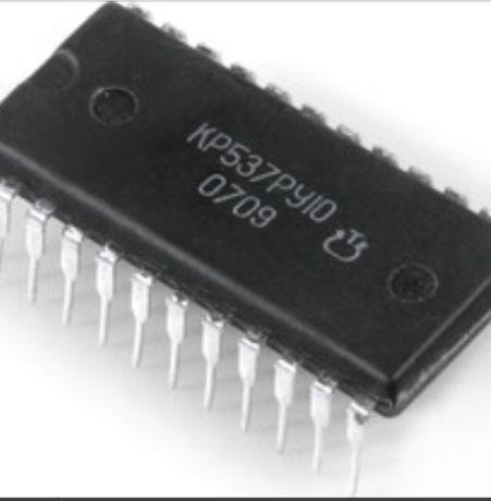 Микросхема КР132РУ16А КР537РУ10 КР537РУ17 НМ6264 КР556РТ4 КР556РТ5
