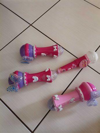 Mikrofony dla dziecka