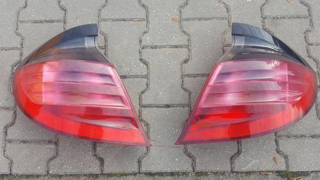 Lampy tylne do Mercedesa