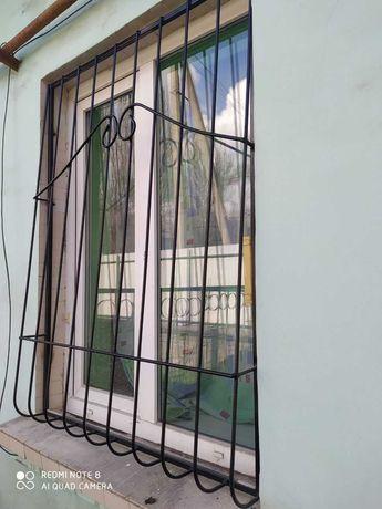 Решетки на окна от 550 грн/кв, входные двери металлические от 3 500грн