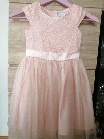Piękna sukienka roz. 122