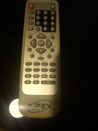 Apex digital pilot DVD tv