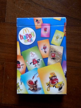Puzzle Happy Meal - McDonalds