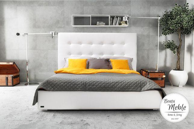 Łóżka tapicerowane i materace na wymiar nietypowe rozmiary