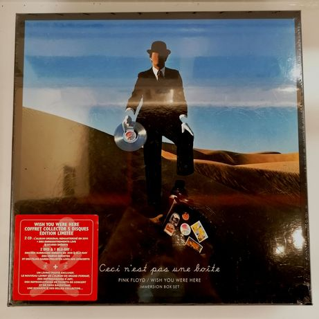 Pink Floyd Wish you Were Here Immersion Edition OFERTA PORTES