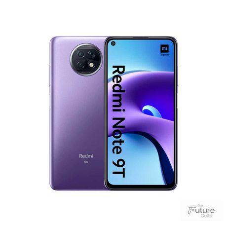 Redmi Note9T 5G 4/64GB Daybreak Purple (Novo e selado)