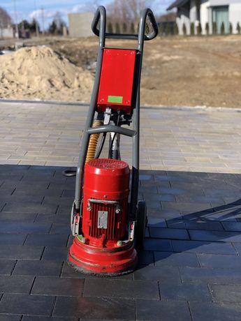 Szlifierka frezarka do betonu posadzek HTC 270 Idealna OKAZJA !!!