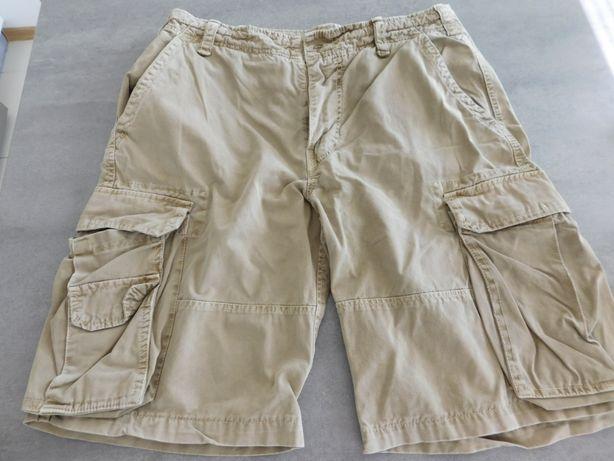 """Oddam za darmo krótkie spodnie męskie """"oviesse"""", rozmiar 52"""