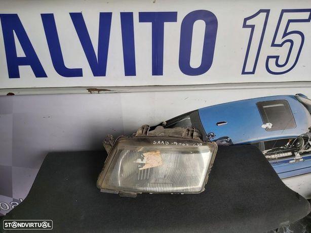 Farol Esquerdo Saab 9000