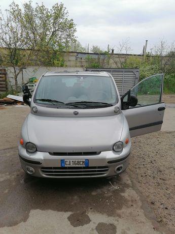 Fiat Multipla 1.9 дизель