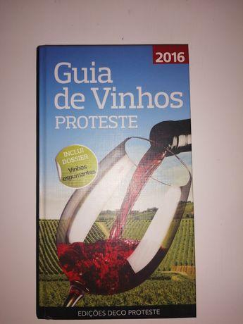 Guia de vinhos 2016