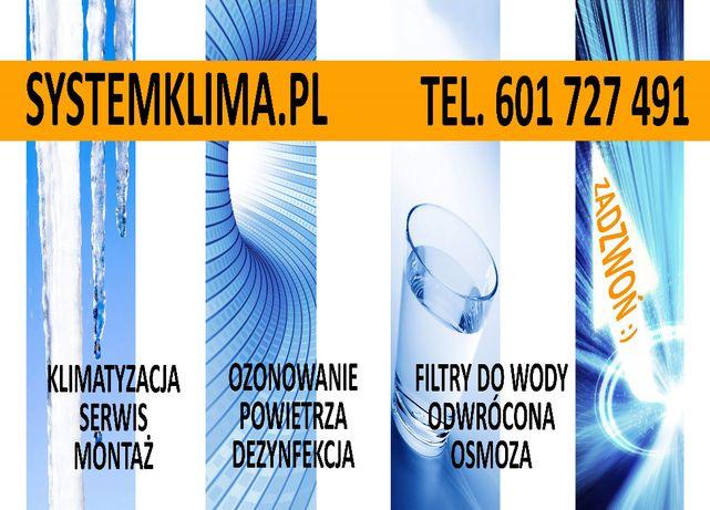 systemklima.pl - klimatyzacja, sprzedaż, montaż, serwis, odgrzybianie