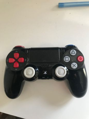 Kontroler PS4 Star Wars Edition, nie działające R1 i R2. Brak R2