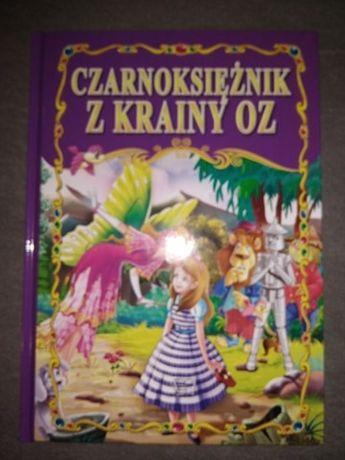 """""""Czarnoksiężnik z krainy Oz"""" Lyman Frank Baum"""