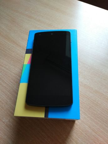 Мобильный телефон (смартфон) Google LG Nexus 5 32GB (353490061629248)
