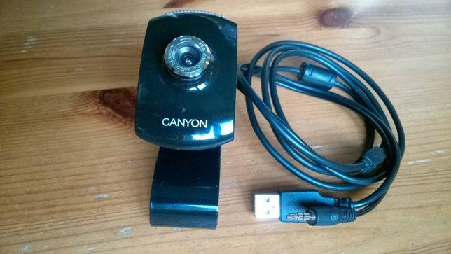 Kamera internetowa Canyon CNR-WCAM413 zamiana