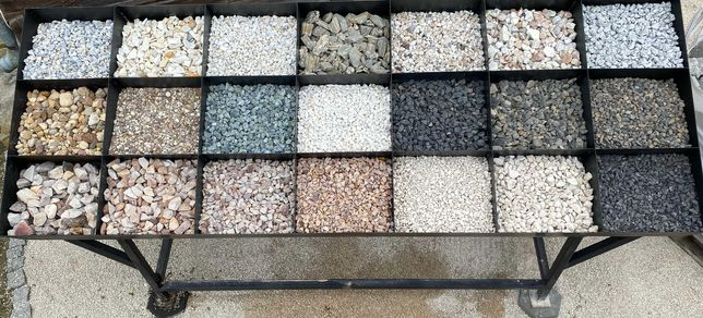 Kamień ozdobny,ogrodowy,kruszywa,grys,otoczaki