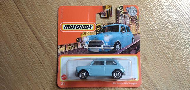 Matchbox Hot Wheels Austin Mini Cooper