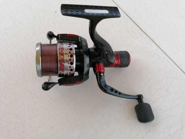 Carreto de pesca Inglesa Browning