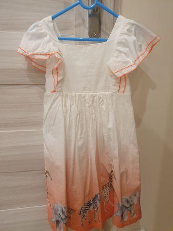 Sukienka H&M rozmiar 122