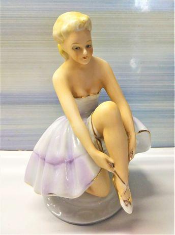Фарфоровая статуэтка Балерина. Fasold & Stauch Германия