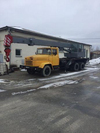 продам Автокран КРАЗ 65101