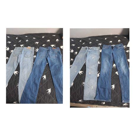 Продам джинсы пакетом 36 размер