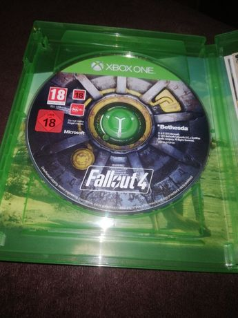 Gra Fallout 4 - XBOX ONE