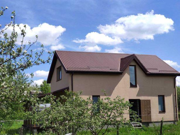Двох поверховий будинок на 140 м2 (без внутрішніх робіт) від власника
