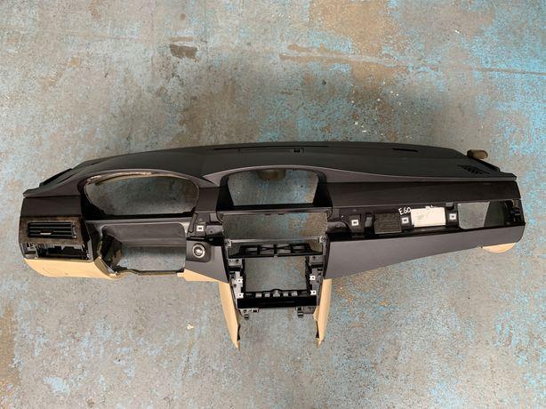 Tablier BMW E60 E61 com airbag